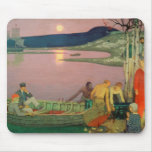 The Call of the Sea, 1925 Mouse Pad