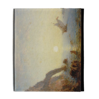 The Call of the Sirens (oil on canvas) iPad Folio Cover