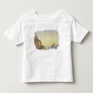 The Call of the Sirens (oil on canvas) T-shirt