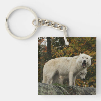 The call of the wild keychain