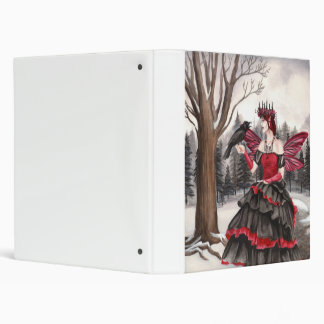 The Call of Winters Chill 3 Ring Binder