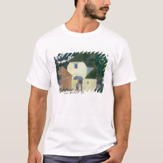 The Caller at the Mill (oil on canvas) T-Shirt