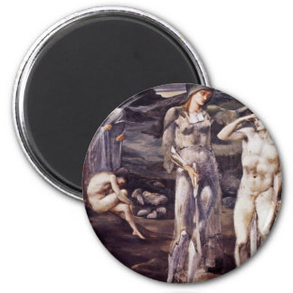 The Calling Of Perseus (The Perseus Cycle 1) 2 Inch Round Magnet