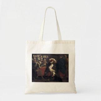 The Calling of St. Matthew by Hendrick Terbrugghen Bags