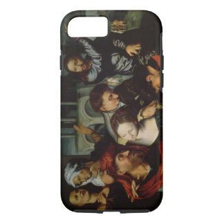 The Calling of St. Matthew iPhone 7 Case