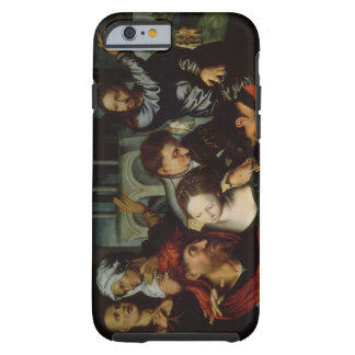 The Calling of St. Matthew Tough iPhone 6 Case