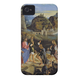 The Calling of the Sons of Zebedee (panel) iPhone 4 Case