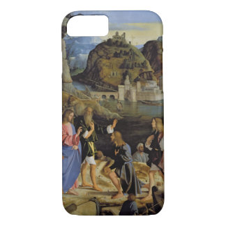 The Calling of the Sons of Zebedee (panel) iPhone 7 Case