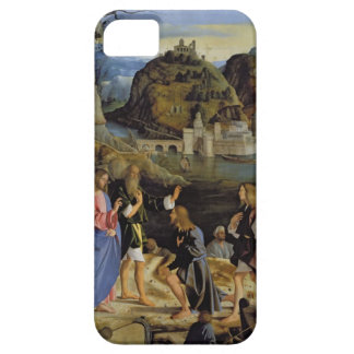 The Calling of the Sons of Zebedee (panel) iPhone SE/5/5s Case