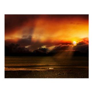 The Calming - Postcard