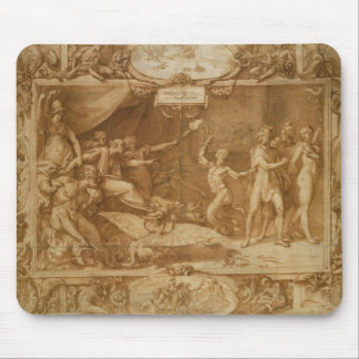 The Calumny of Apelles, 1572 Mouse Pad