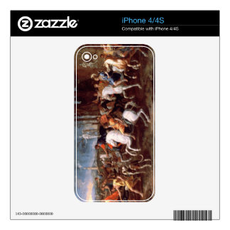 The Calydonian Boar Hunt, 1637-38 Decals For The iPhone 4S