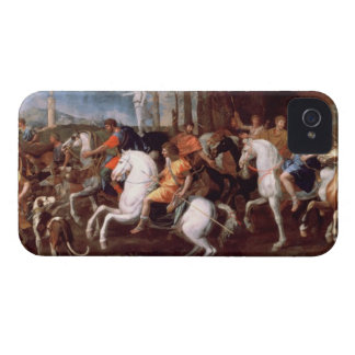 The Calydonian Boar Hunt, 1637-38 iPhone 4 Case