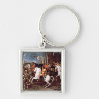 The Calydonian Boar Hunt, 1637-38 Keychains