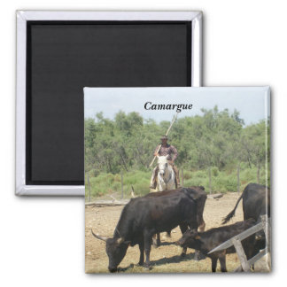 The Camargue - Magnet