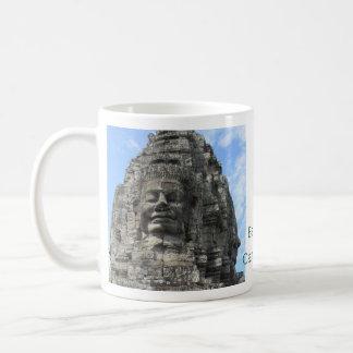 The Cambodia baiao temple Coffee Mug