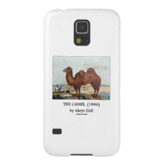The Camel (1846) by Aloys Zötl Galaxy S5 Cover