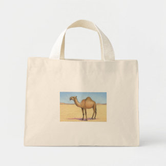 The Camel Tote Bag