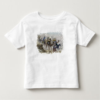 The Camel Train, from 'Constantinople and the Blac Toddler T-shirt