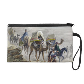 The Camel Train, from 'Constantinople and the Blac Wristlet