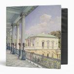The Cameron Gallery at Tsarskoye Selo, 1859 Vinyl Binders