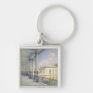 The Cameron Gallery at Tsarskoye Selo, 1859 Key Chains