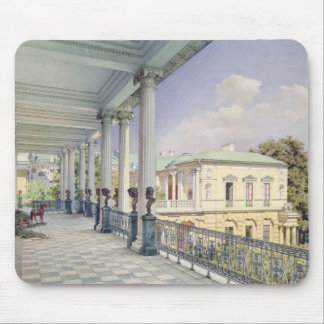 The Cameron Gallery at Tsarskoye Selo, 1859 Mouse Pad
