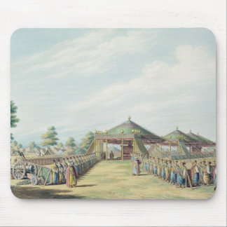 The Camp at Daud-Pascia, pub. by William Watts, 18 Mouse Pad