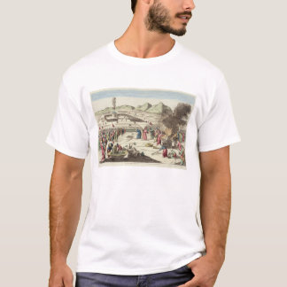 The camp of the Israelites and the sacrifice of th T-Shirt