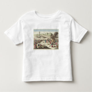 The camp of the Israelites and the sacrifice of th Toddler T-shirt