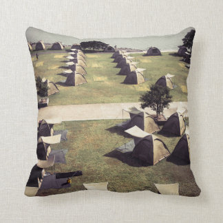 The Camp Site Pillow