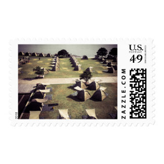 The Camp Site Postage
