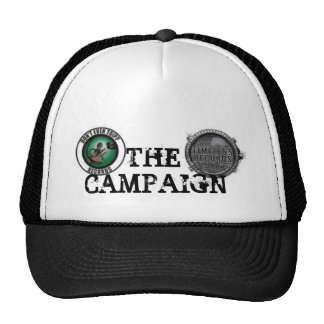 THE CAMPAIGN COLLECTABLE CAP TRUCKER HAT