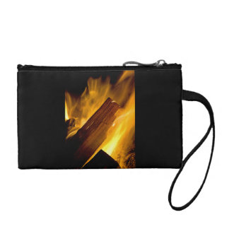The Campfire Change Purse