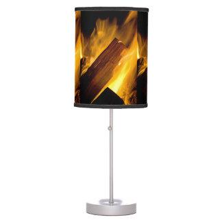 The Campfire Desk Lamp