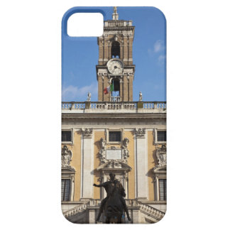 The Campidoglio Capitoline Hill between the iPhone 5 Cases