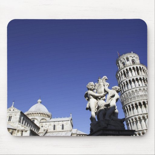 The Campo dei Miracoli Field of Miracles) is Mousepads