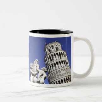 The Campo dei Miracoli Field of Miracles) is Two-Tone Coffee Mug