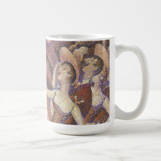The Can Can Dance, Le Chahut by Georges Seurat Coffee Mug