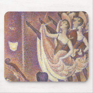 The Can Can Dance, Le Chahut by Georges Seurat Mouse Pad
