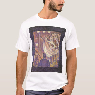 The Can Can Dance, Le Chahut by Georges Seurat T-Shirt