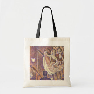 The Can Can Dance, Le Chahut by Georges Seurat Tote Bag