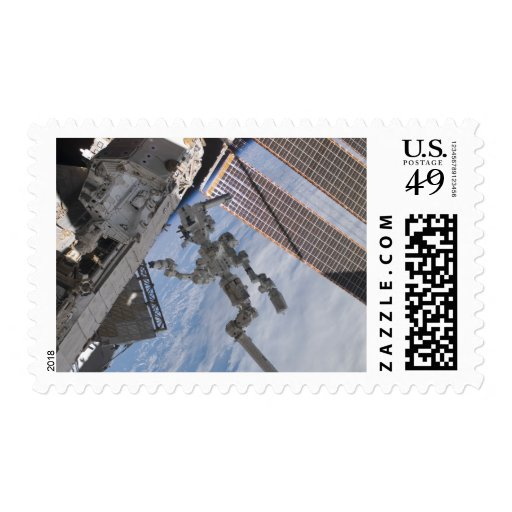 The Canadian-built Dextre robotic system 2 Postage