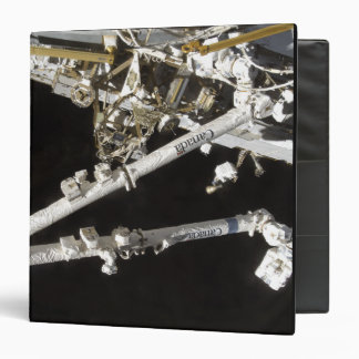 The Canadian-built space station Binders