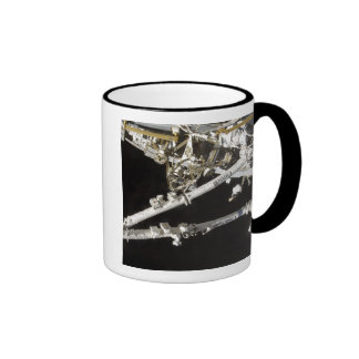 The Canadian-built space station Ringer Coffee Mug