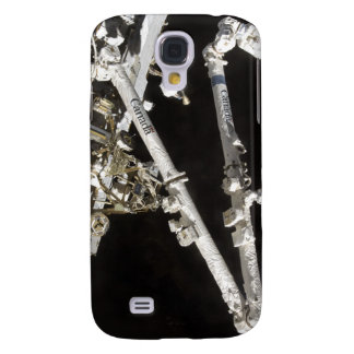The Canadian-built space station Samsung Galaxy S4 Cover