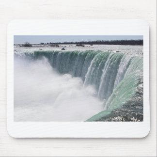 The Canadian Falls or Horseshoe Falls at Niagara F Mouse Pad