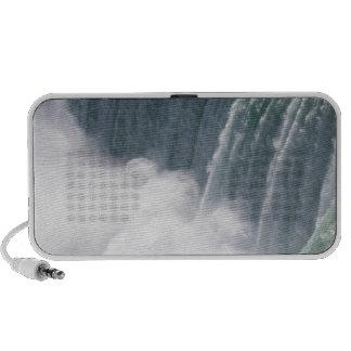 The Canadian Falls or Horseshoe Falls at Niagara F Notebook Speaker