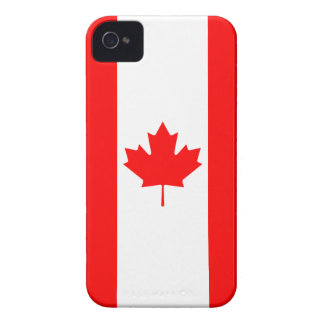 The Canadian Flag, Canada iPhone 4 Case
