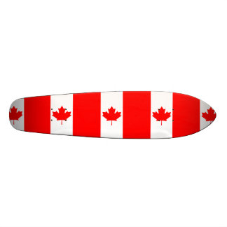 The Canadian Flag, Canada Skate Board